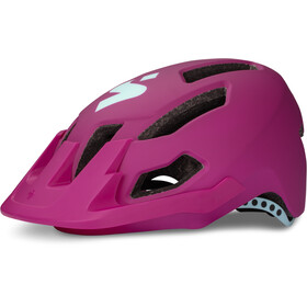 Sweet Protection Dissenter Helmet Junior matte opal purple